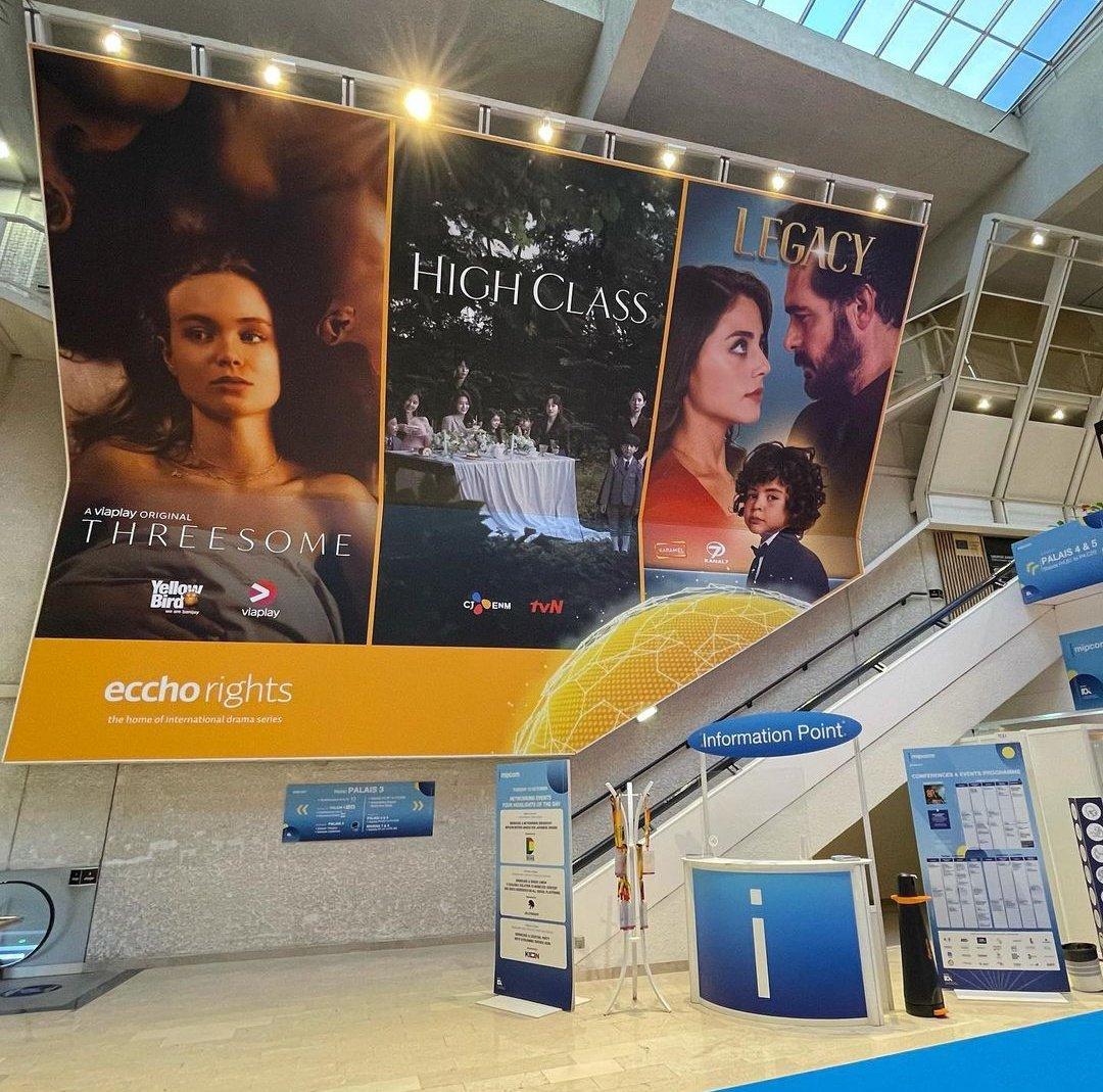 Kanal 7'nin sevilen dizisi #Emanet Cannes'ta. Başarılar diliyorum. ✌