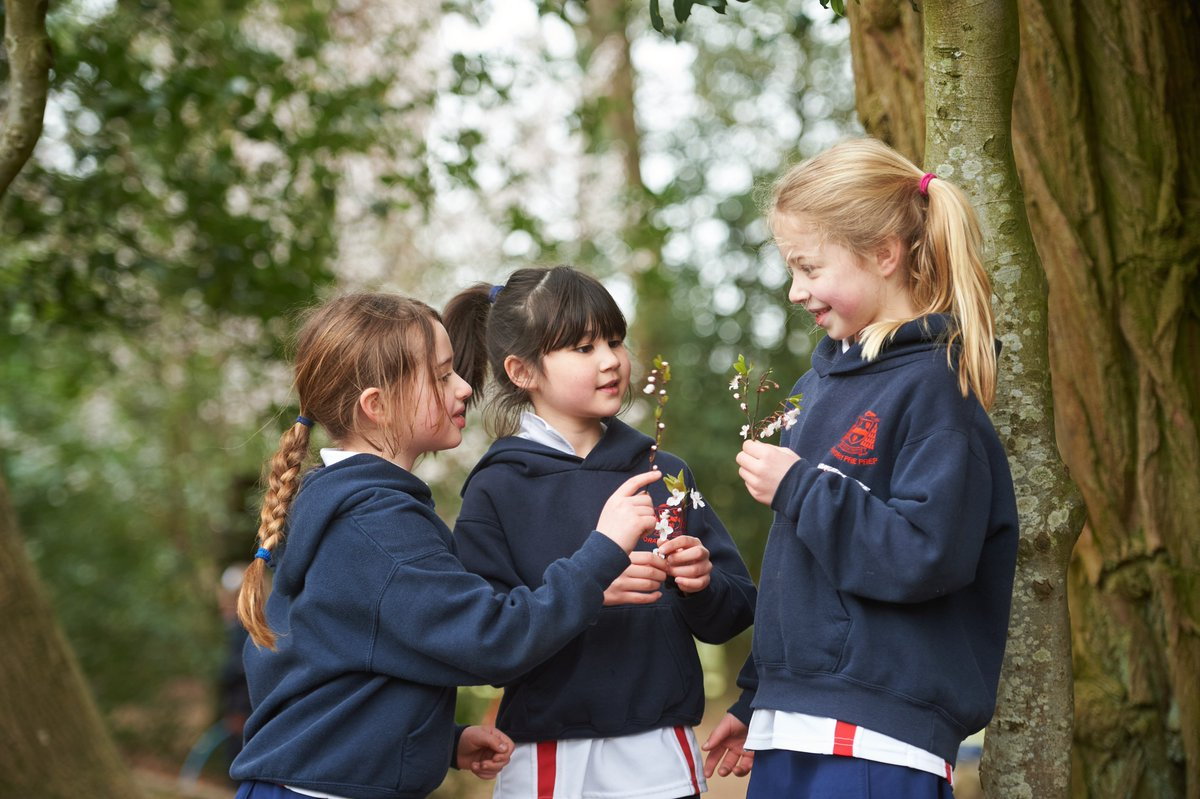 Our Nursery and Kindergarten children have so much going on! Forest School is definitely one of their favourite times of the week.  #Nursery #Kindergarten #OPS #Learning #Henley #Goring #Reading #Pangbourne