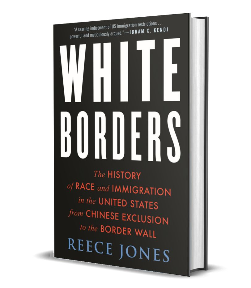 📢Happening TODAY 📢 Tune in to this talk by Reese Jones, Professor of Geography and Environment and CSAS affiliated faculty member @uhmanoa, about his new book White Borders. https://t.co/AuN2nINKcX