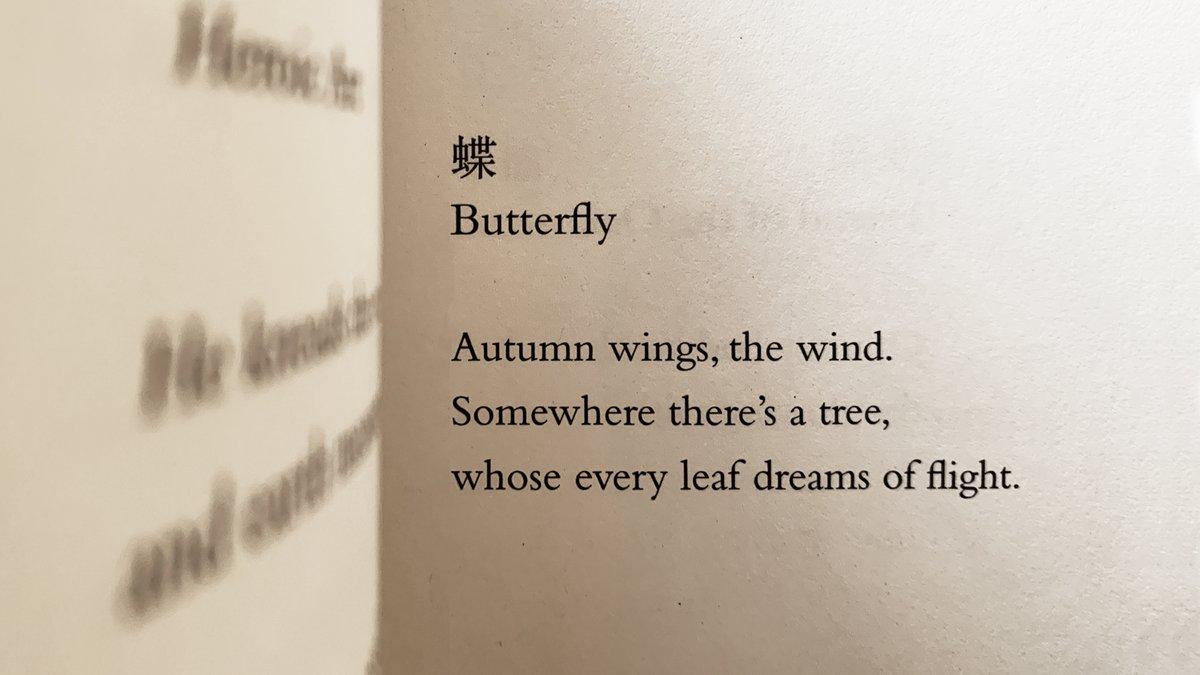 test Twitter Media - RT @_IanBoyden: October 12. The birthday of Butterfly. #AForestOfNames https://t.co/TWMlmygRlW