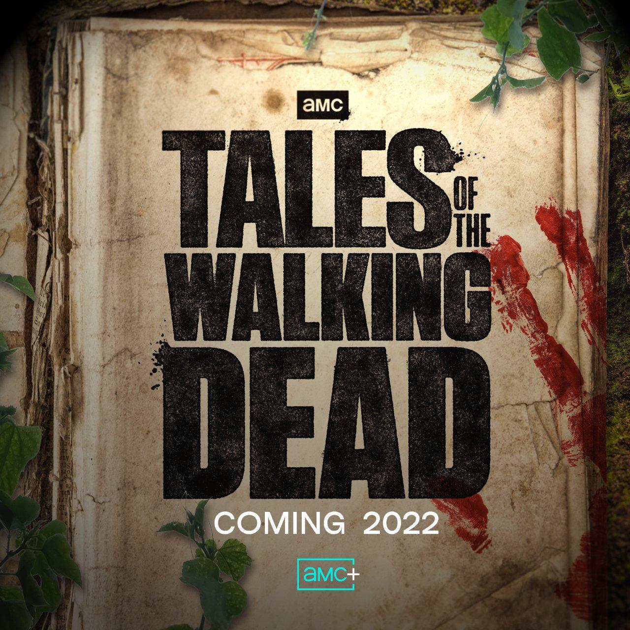 Tales of The Walking Dead || Hospício Nerd