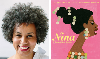 test Twitter Media - Welcome Traci N. Todd to our Virtual Book Tour! The author stops by to talk about her new picture book biography, Nina: A Story of Nina Simone. Visit our blog for the exclusive interview, teaching resources and much more! #kidlit https://t.co/bP6XaMG1q7 @Neuborne @PutnamBFYR https://t.co/XOWoNAR6Hp