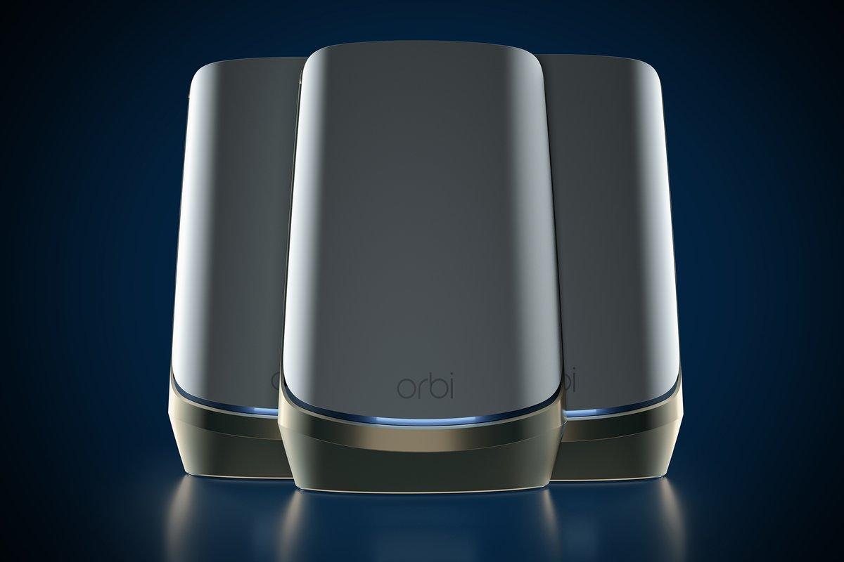 Netgear's quad-band WiFi 6E mesh router will set you back $1,500
