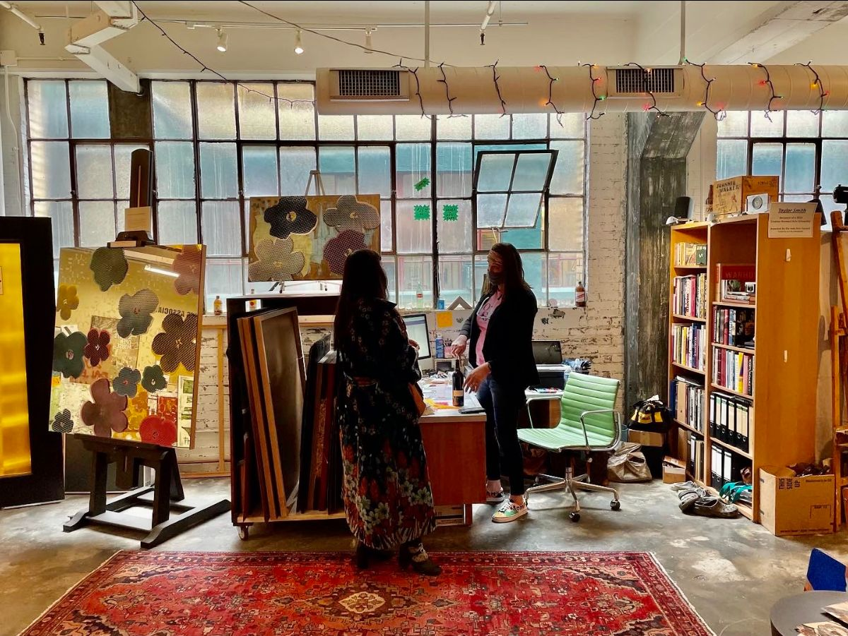 From Alice to Eternity: fun events + plus grants & affordable houses for artists 💎🏡 Read all about the latest news from Big Car Collaborative  - https://t.co/Z9lYvvGOdV
