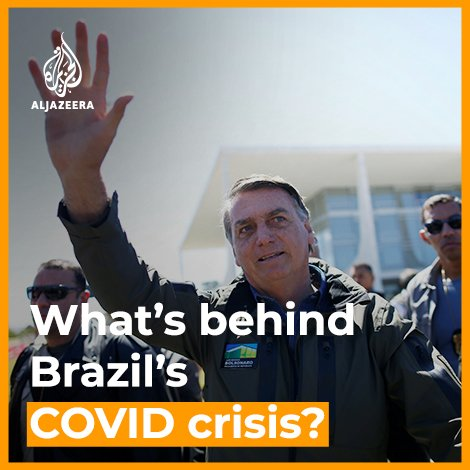 Brazils Bolsonaro says he will not be vaccinated against Covid-19