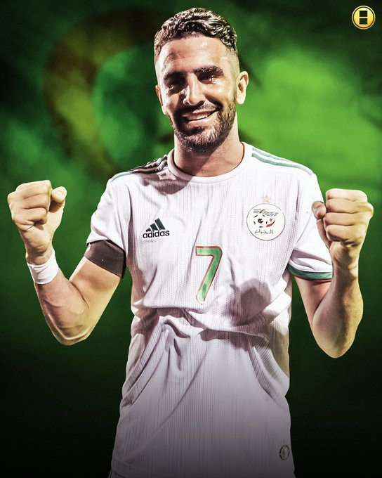 مرة اخرى الجزائر تكتسح النيجر برباعية نظيفة في تصفيات افريقيا المؤهلة لكأس العالم 2022