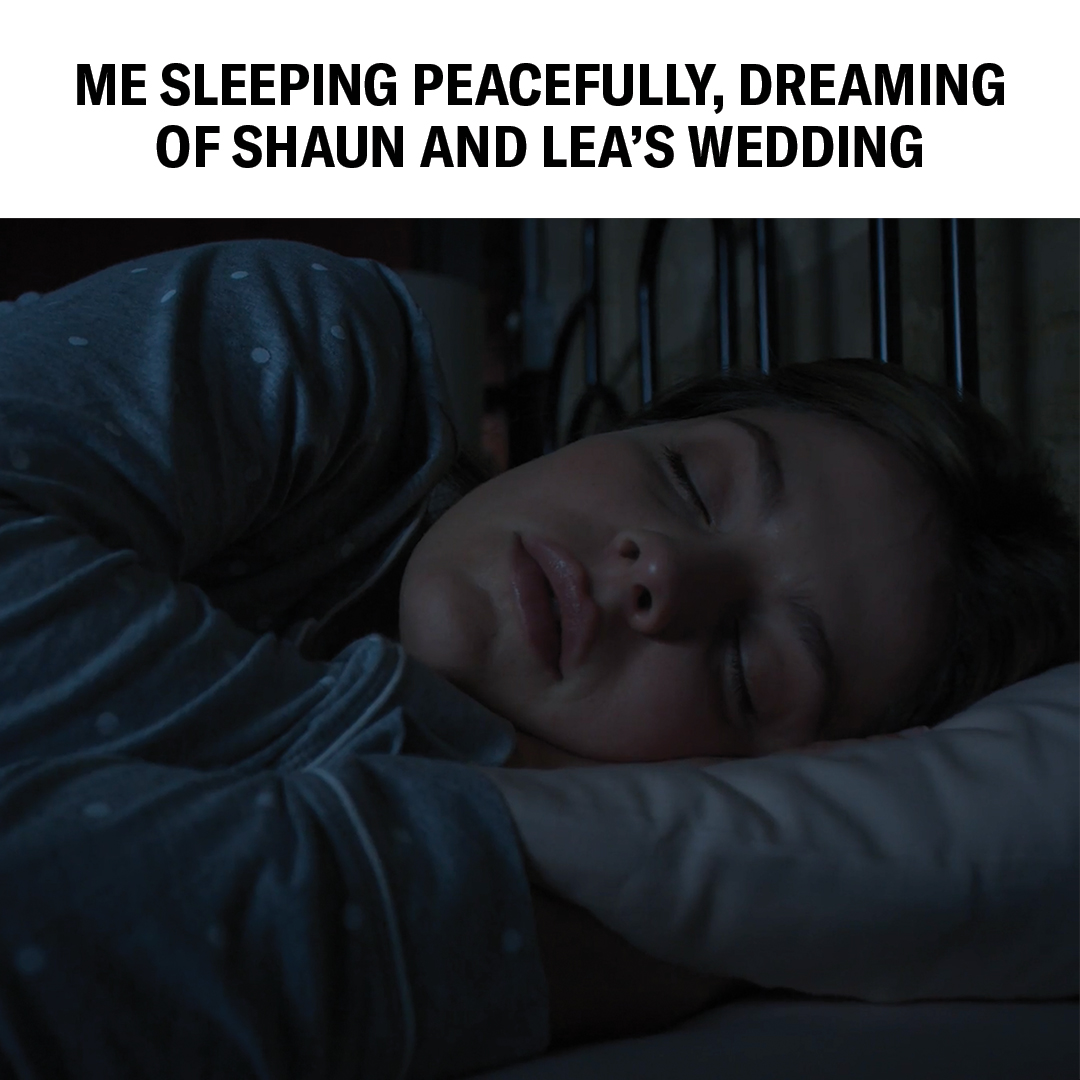 If this isn't me every night… 🥰