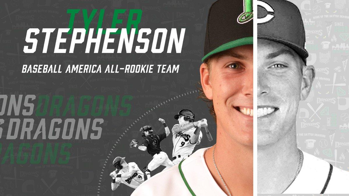 @DragonsBaseball's photo on Stephenson