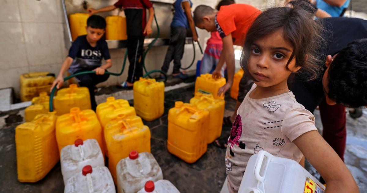 @AJEnglish's photo on Gaza