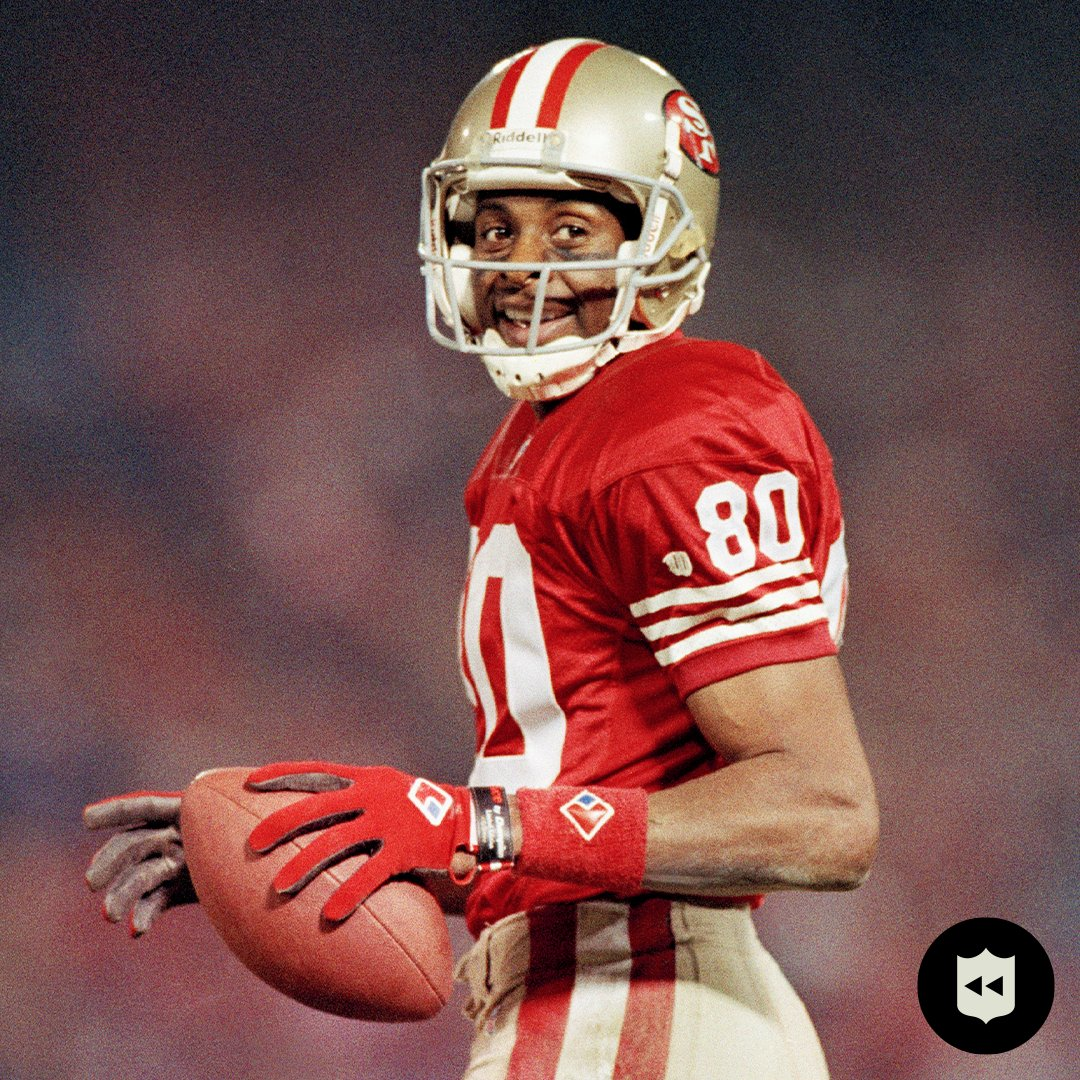 Everyone wish one of the Greatest Receivers of all time  Jerry Rice !!! a Happy Birthday  !!!!