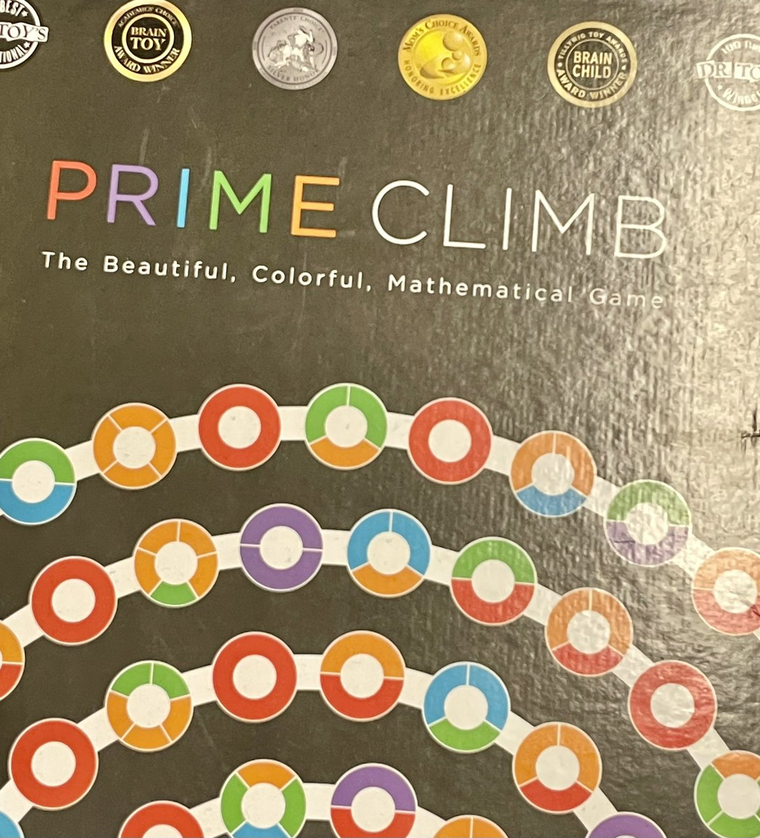 Fifth graders identified during extended patterns on the Prime Climb game board <a target='_blank' href='http://twitter.com/APSGifted'>@APSGifted</a> <a target='_blank' href='https://t.co/yG6aWVv4p6'>https://t.co/yG6aWVv4p6</a>