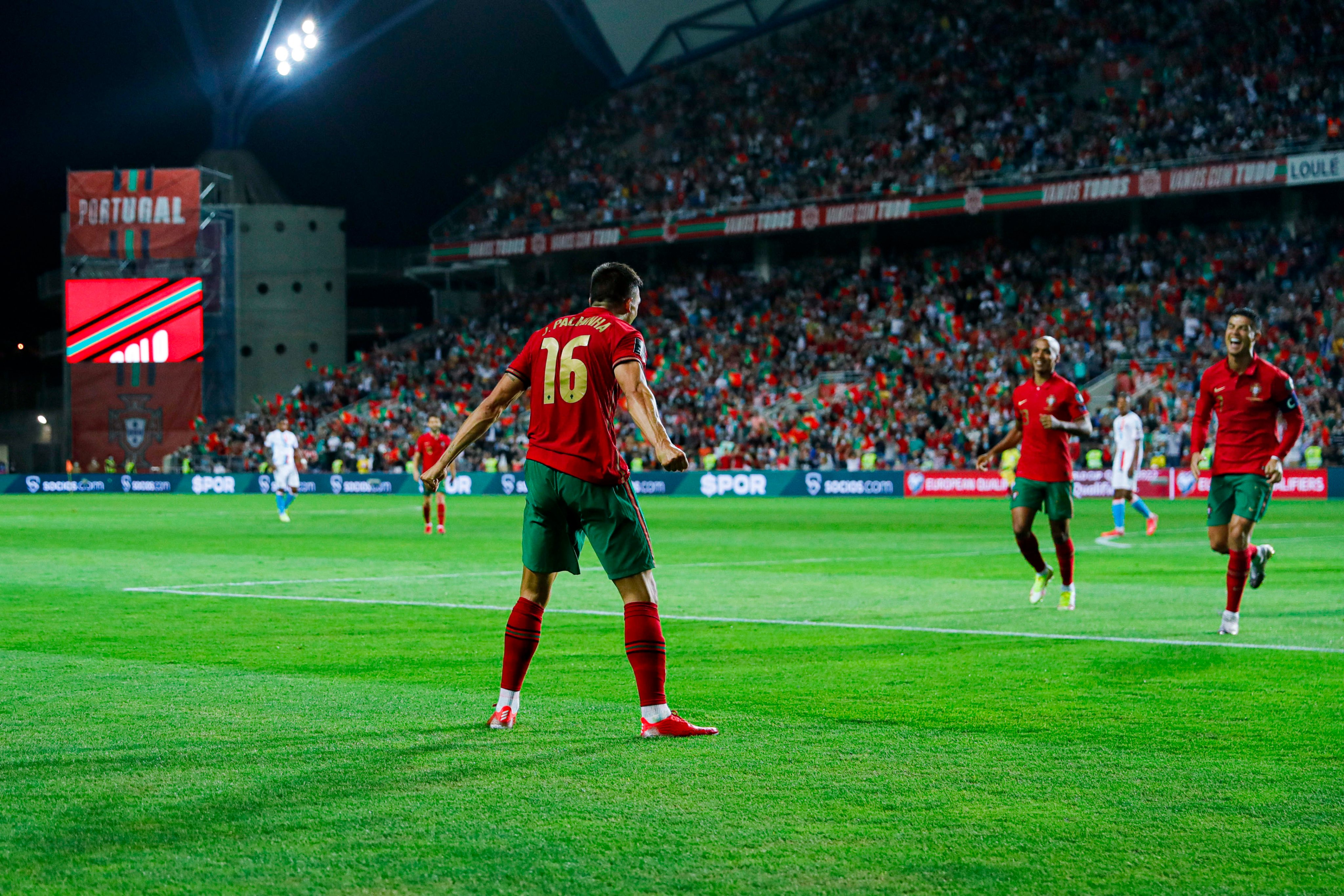 FIFA World Cup Qualifiers: Cristiano Ronaldo scores a hattrick as Portugal thrash Luxembourg 5-0, climb to 2nd in Group A