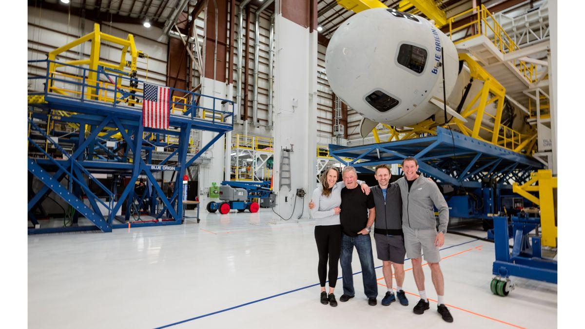 @SPACEdotcom's photo on New Shepard