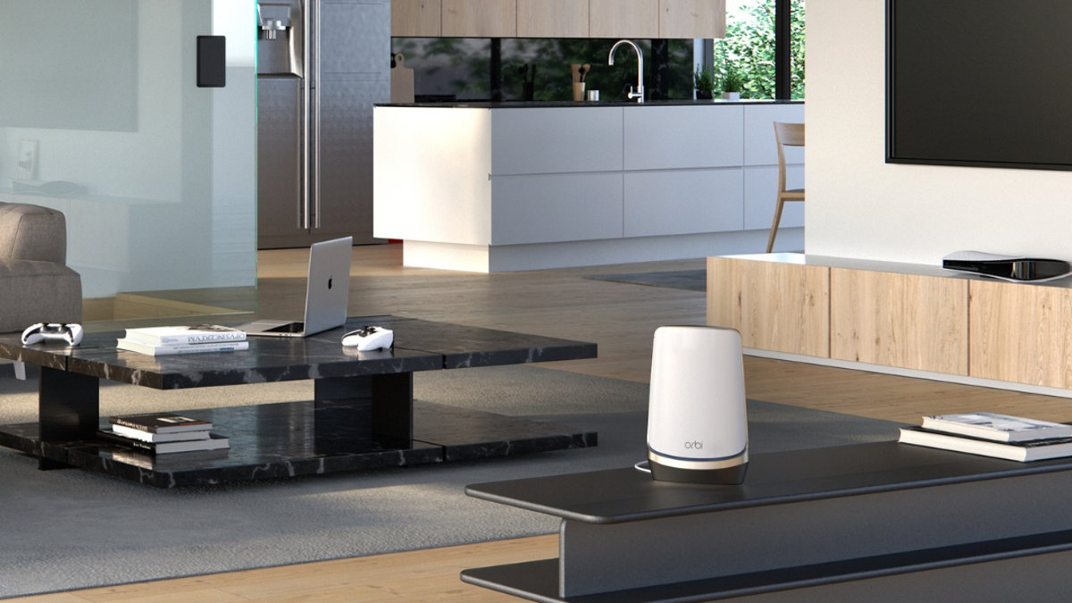 The First Quad-Band WiFi 6E Mesh Router Is Here, and It'll Cost You $1,500