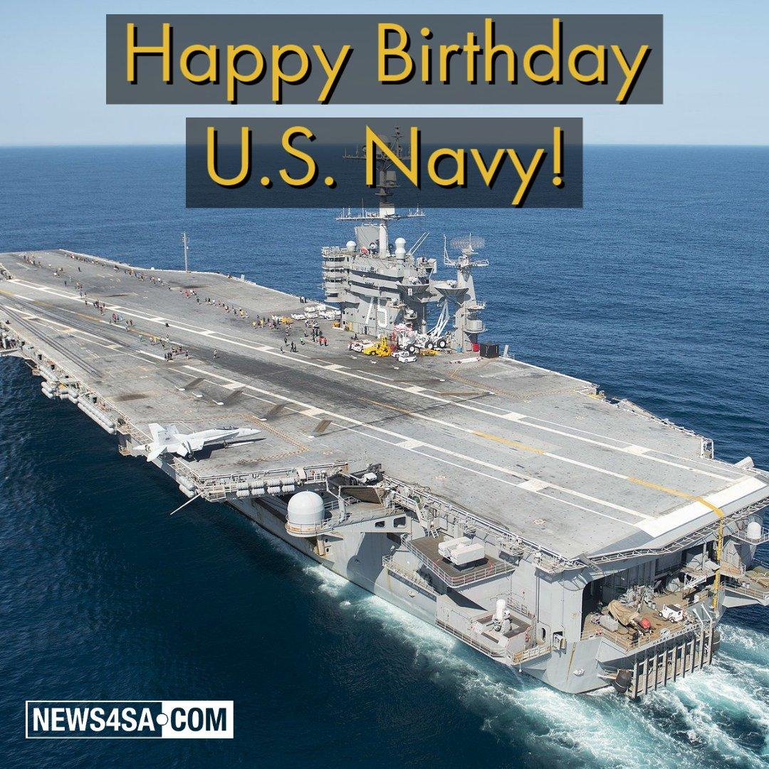 @News4SA's photo on U.S. Navy
