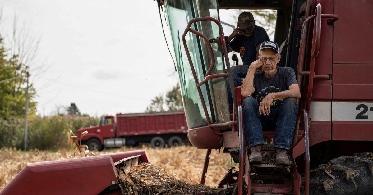 'Desperate for tires.' Components shortage roils U.S. harvest