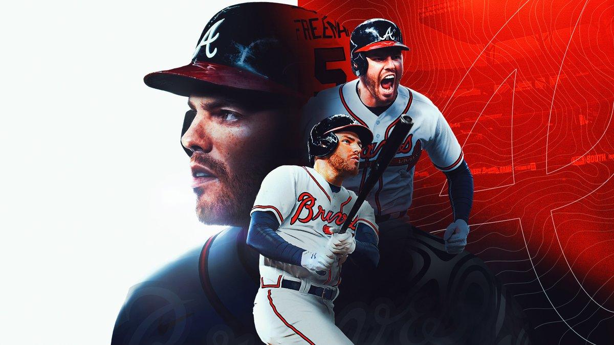 @MLB's photo on Freddie Freeman