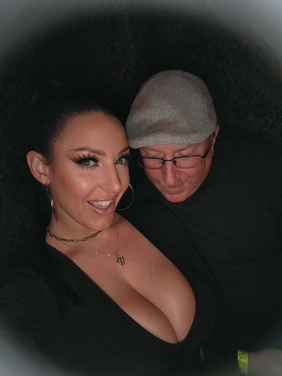 BUSTed!! Great seeing you @ANGELAWHITE . 2X winner this night.