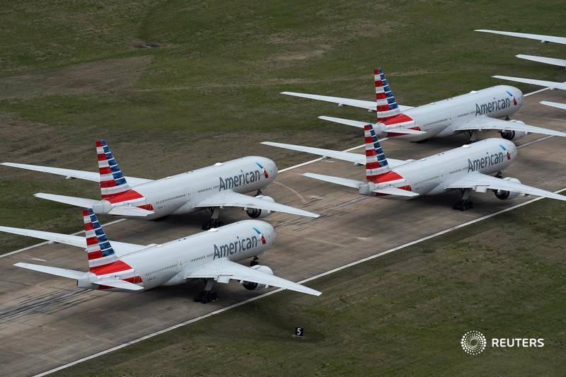 @Reuters's photo on American Airlines