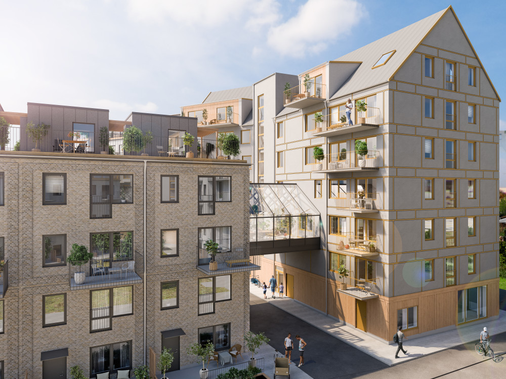 Townhouse särskilt populära i Riksbyggens Brf Nära i Hyllie, Malmö https://t.co/d0ZRbYXbvC https://t.co/6WqthxUV7L