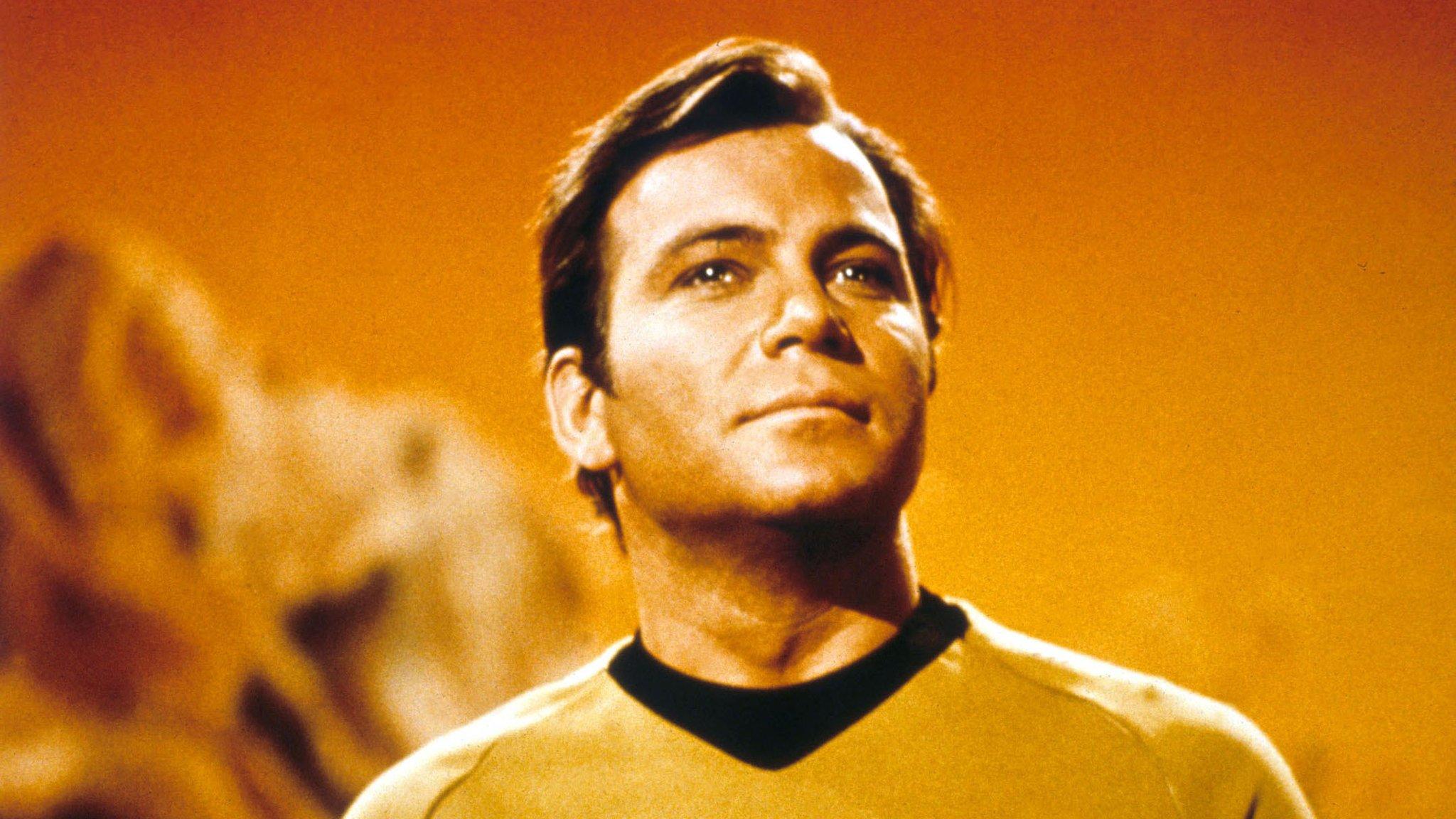 Captain Kirk Twitter
