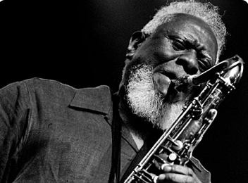 Happy Birthday Pharoah Sanders! NEA Jazz Master