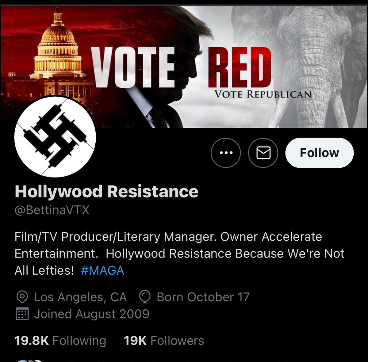 @politicalinsidr's photo on Swastika