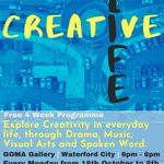 Image for the Tweet beginning: CREATIVE LIFE, a Free 4