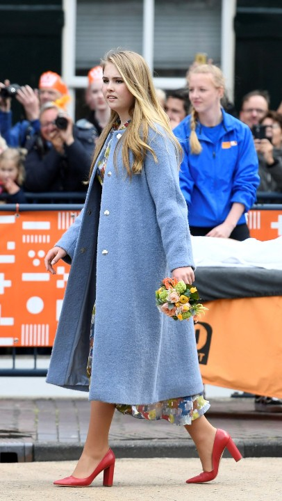 PM: Dutch Princess Could Marry a Woman and Still Be Queen