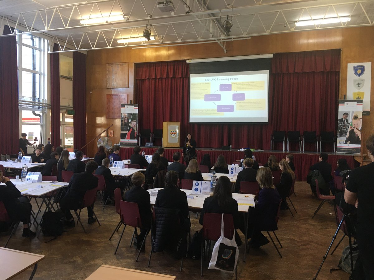 Delighted that - finally - 60 students from our schools can meet live to talk about all things Teaching and Learning #Learner Voice Council https://t.co/sqFPHNMsqq