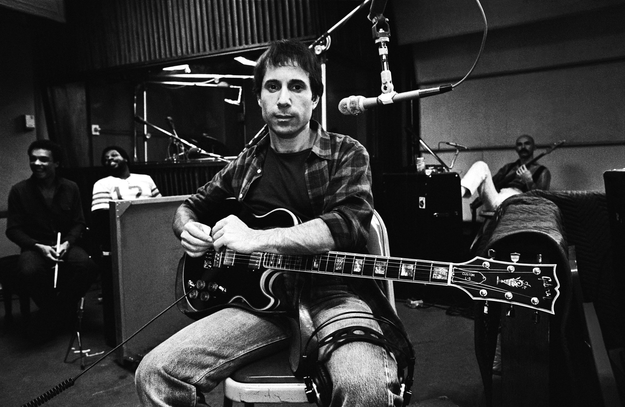 Happy 80th Birthday Paul Simon - one of the greatest songwriters and performers ever.