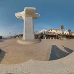 Image for the Tweet beginning: War Memorial Vodice, Croatia  📷#PilotOneEE