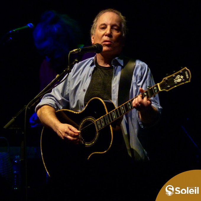 Happy Birthday Paul Simon! 80 today. What is your favourite track from Paul? Let us know below!