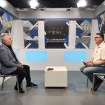 Image for the Tweet beginning: Estrenem plató del programa 'El
