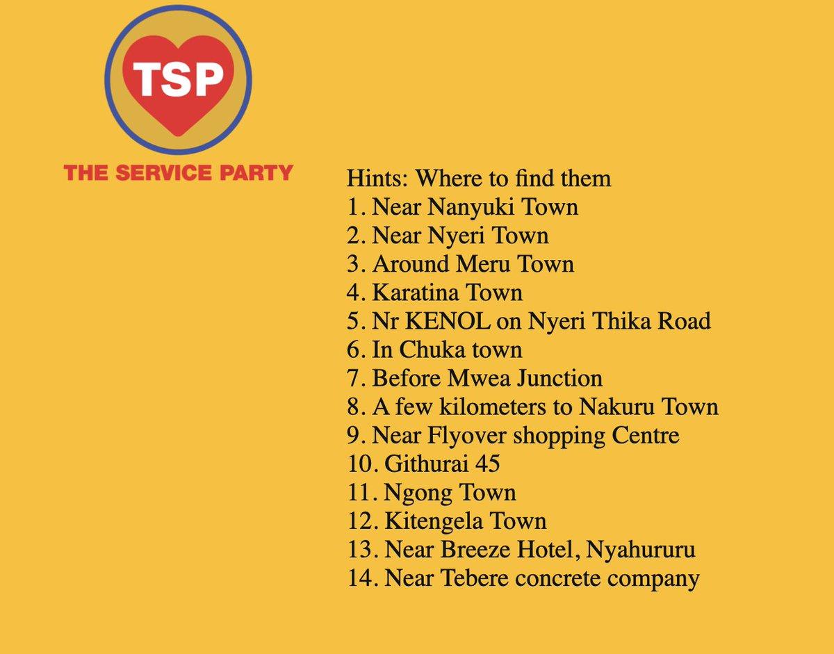 Time is running out... Keep engaging. #TSPSmartAgenda #JiungeNasi #Twajiamini