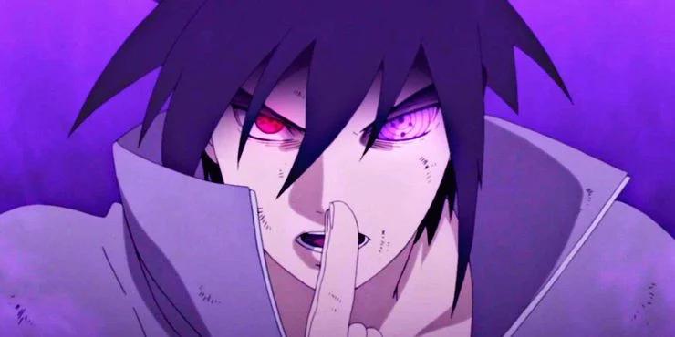 sasuke uchiha rinnegan
