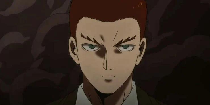 toichiro suzuki mob psycho 100
