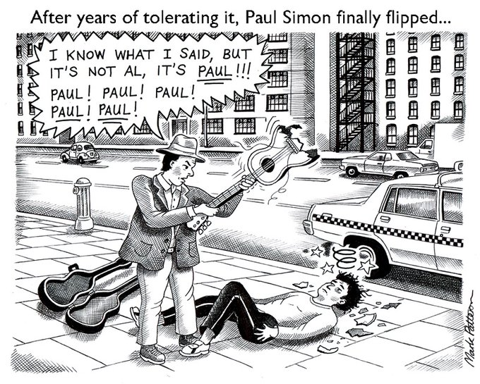 Happy 80th Birthday to the legend that is Paul Simon.