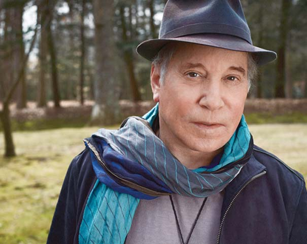 Happy 80th birthday to Paul Simon and happy ... 2nd (?) birthday to his face