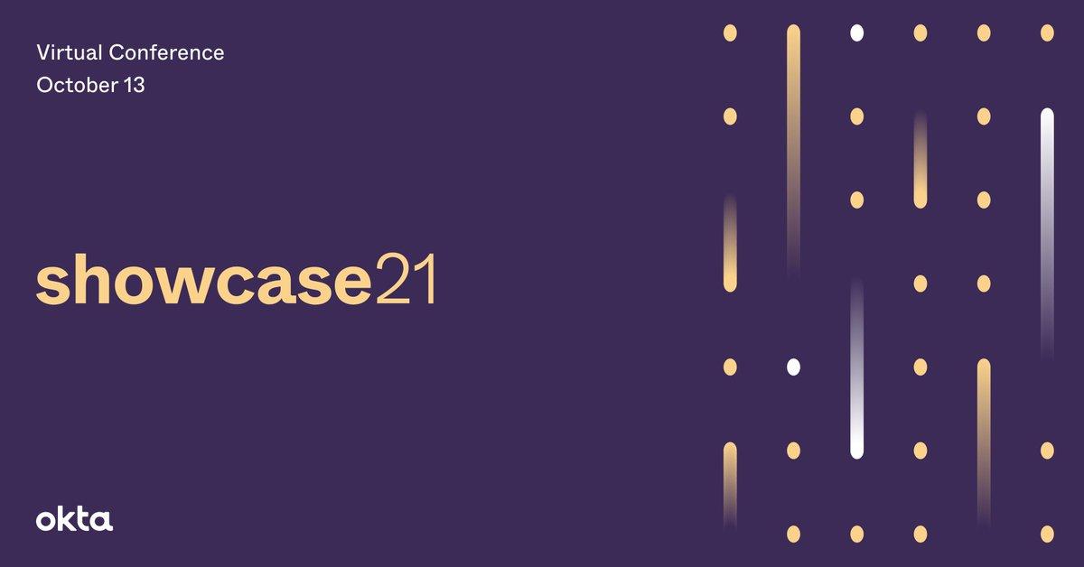 🎥 #Showcase21 is LIVE! Tune in here: bit.ly/3k3Jm1r