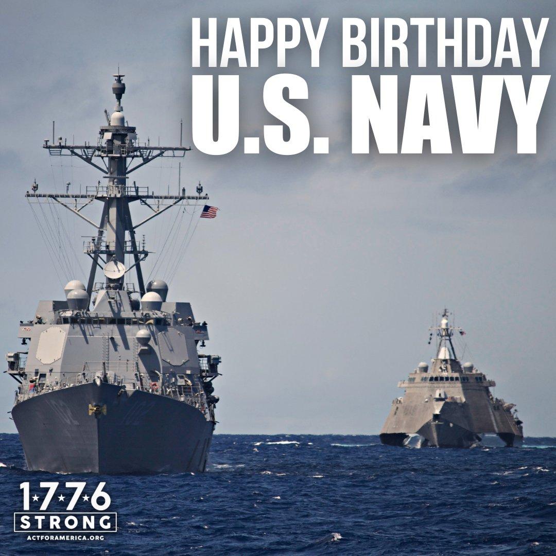 @ACTforAmerica's photo on U.S. Navy