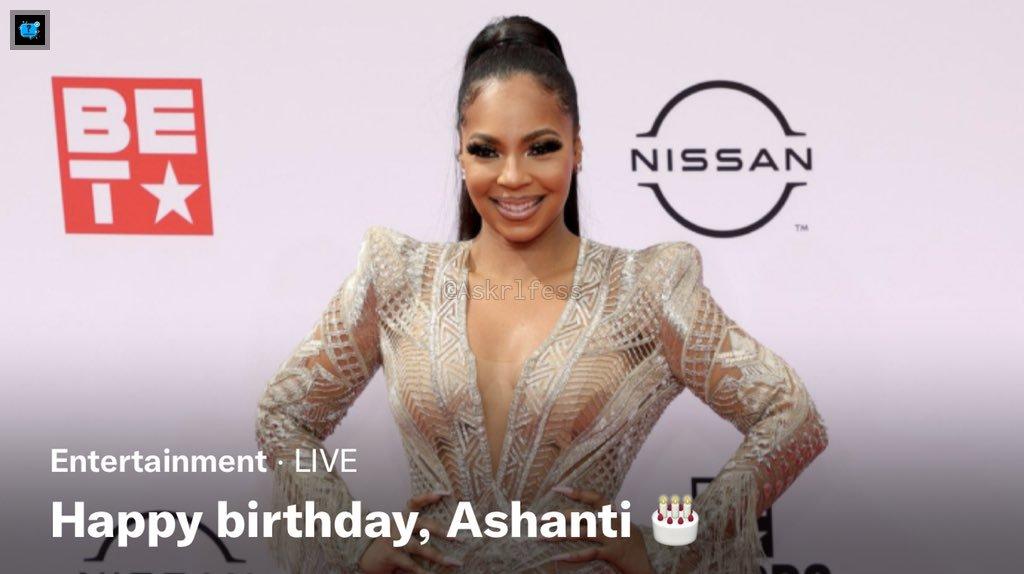 [askrl] happy birthday, bunda Ashanti. Salam buat mas Anang