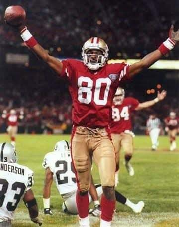 Happy birthday to Jerry Rice!