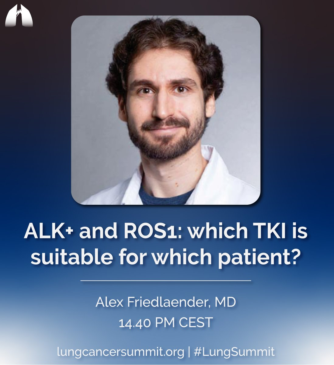 Image for the Tweet beginning: Which #TKI is suitable for