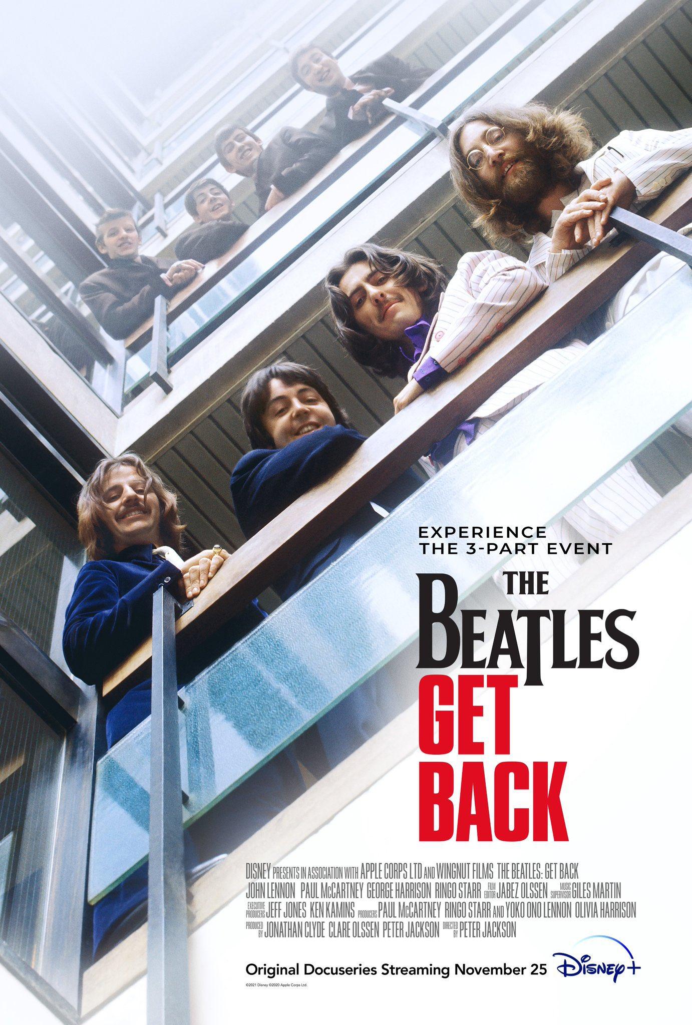 The Beatles: Get Back [Disney - 2021] FBlNdxxVgAc6DQE?format=jpg&name=large