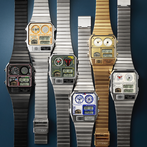 #Geek 🤓 Awesome of the Day ⭐ ➡️ #Steampunk-ish ⚙️ #1980s Style #StarWars #WristWatch⌚ by @CITIZENWATCHJP via @TheChicGeekcouk #SamaWatch 🕗 #SamaGeek 🧐 ➡️ View More #SamaCollection 👉 https://t.co/Kugls40kPu