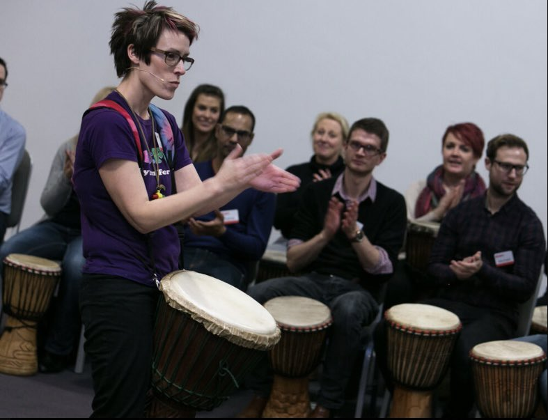 Next Wed 20th October 6-7pm For Black History Month we have @BeatFeet1 coming to RDH to deliver a workshop on the cultural history of djembe drums and how they can improve your mental & physical wellbeing Spaces are limited, book now👇 UHDB.gethealthystayhealthy@nhs.net