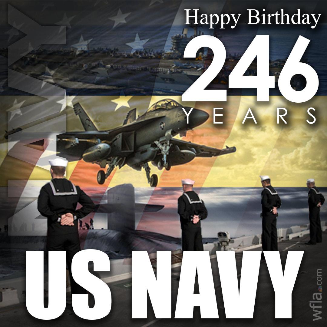 @WFLA's photo on United States Navy