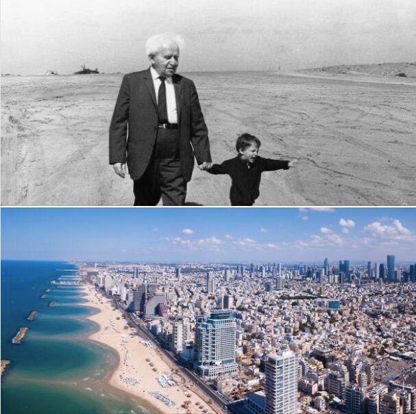 هكذا كانت إسرائيل، وهكذا أضحت اليوم  …