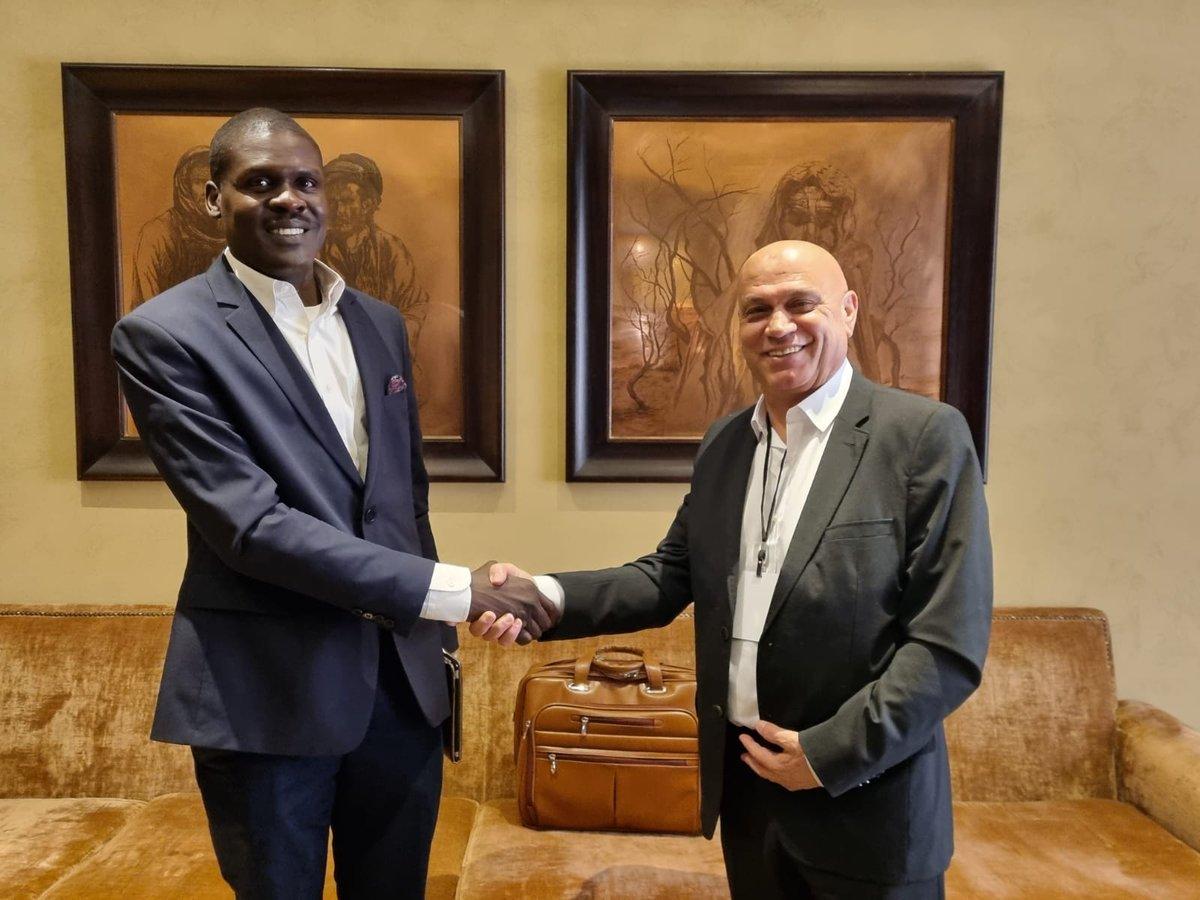وزير العدل السوداني قال في لقائه اليوم مع وزير التعاون الإقليمي الإسرائيلي في